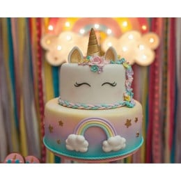 Magical Unicorn Cake-4 Kg