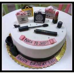 Shopaholic Cake-1.5 Kg