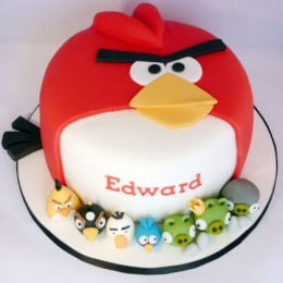 Angry Bird Cake - 1 KG