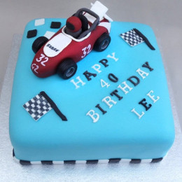 Car Cake - 2 KG
