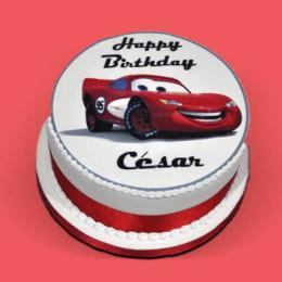Cars Cake - 500 Gm