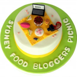 Food Blogger Cake-1.5 Kg