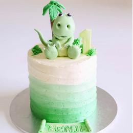 Dinosaur Birthday Cake-1.5 Kg