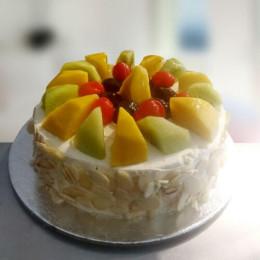 Fruit Nut Cake - 500 Gm