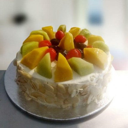 Fruit Nut Cake - 500 Gm