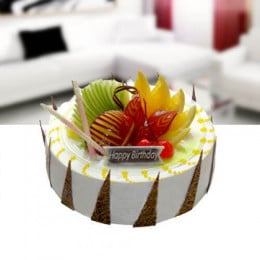 Fruit Punchcake - 500 Gm