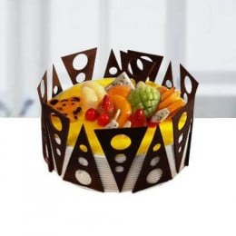 Fruitdelight Chocolate Cake - 500 Gm