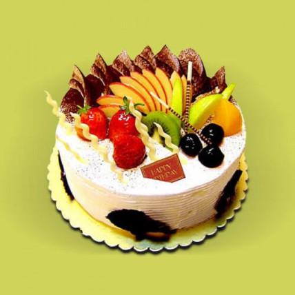 Fruitmela Cake - 500 Gm