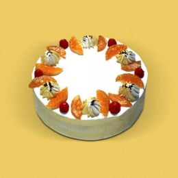 Just Fruits Cake - 500 Gm
