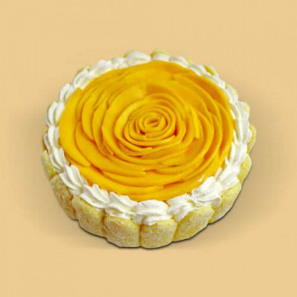 Mangotwist Cake - 500 Gm