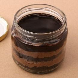 Set Of 2 Aromaticcoffee Jar Cake