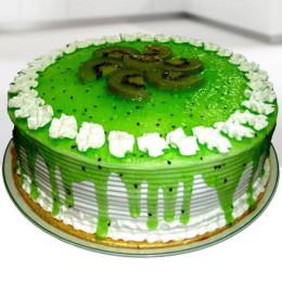 Kiwi Vanila Cake - 500 Gm