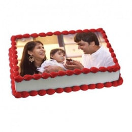 Personalized Cakelicious Day - 500 Gm