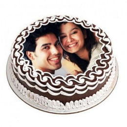 Personalized Chocolate Delicacy - 500 Gm