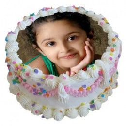 Personalized Cake Fantasy - 500 Gm