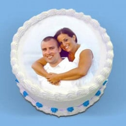 Photo Cake - 500 Gm