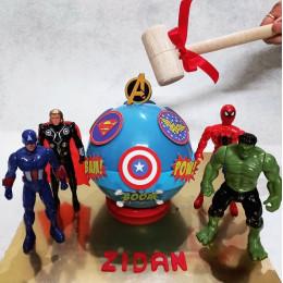 Avengers Assemble Pinata