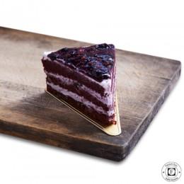 Red Velvet Blueberry Pastry-set of 4