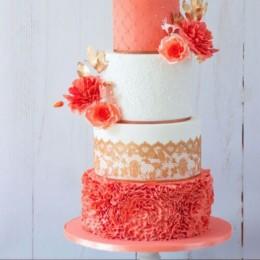 Creative Wedding Cake - 8 KG