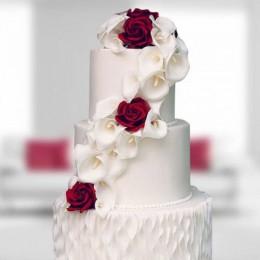 Special Wedding Cake - 8 KG