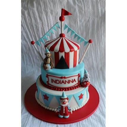 Carnival Cake-4 kg