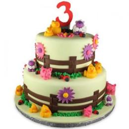 Cattle Lover Cake - 4 KG