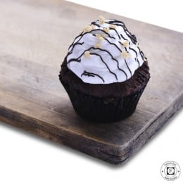 Choco Butterscotch Cup Cake-set of 6
