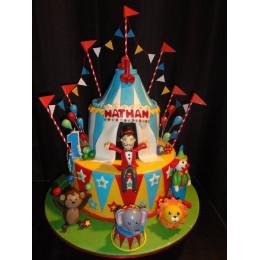 Circus Carnival Cake-5 kg