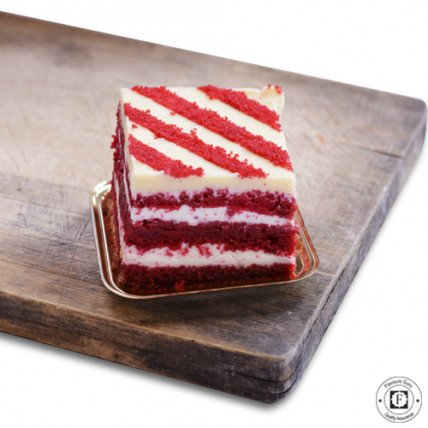 Creamy Red Velvet Pastry-set of 4