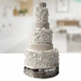 Designer Wedding Cake - 8 KG