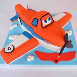Flight Of Fantasy Cake - 4 KG