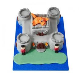 Fortress Fondant Cake - 4 KG