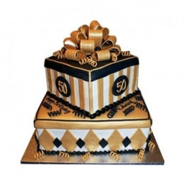 Grand Bash Birthday Cake - 5 KG