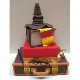 Harry Potter Themed Cake-4 Kg