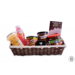 Long Basket Hamper