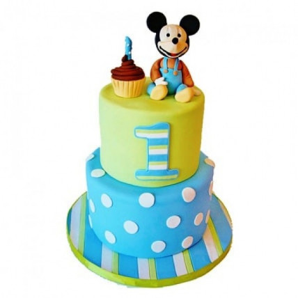 Lovable Cartoon Cake - 4 KG