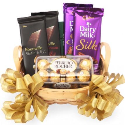 Marvellous Chocolate Hamper