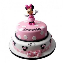 Minnie Mouse Cake - 4 KG