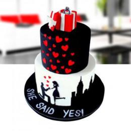 Propose Cake - 4 KG