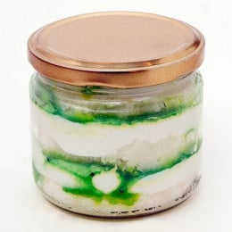 Set Of 2 Kiwi Special Jar Cake