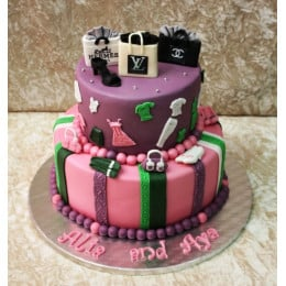 Shopping Cake-4 Kg