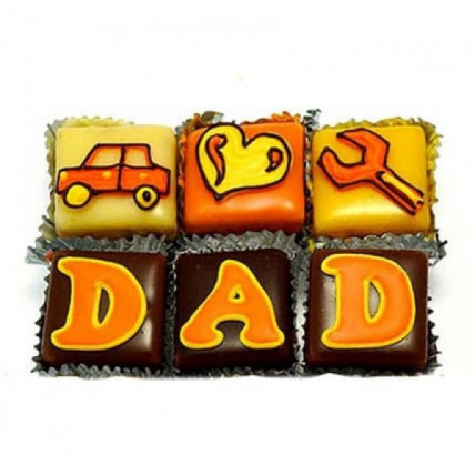 Special Dad Cupcakes-set of 6