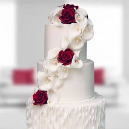 Special Wedding Cake - 8 KG