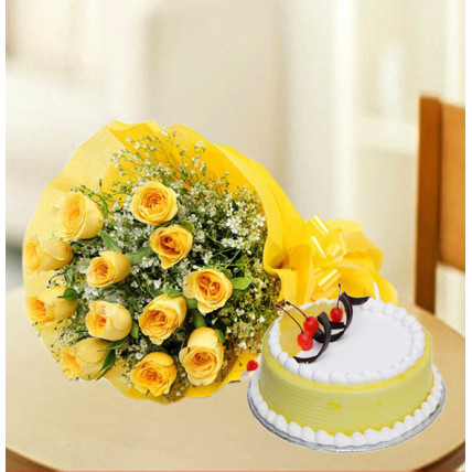 Yellow Rose Combo