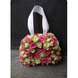 Fresh Handbag Arrangement