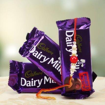 Hamper Of Fruit N Nut Chocolates