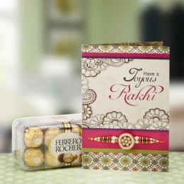 Appetizing Combo Of Rochers