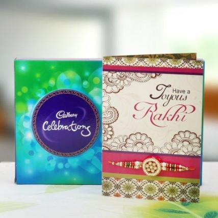 Fancy Rakhi Gift