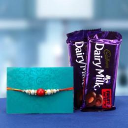 Rakhi Gift With Love