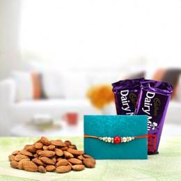 Choco Almond Combo